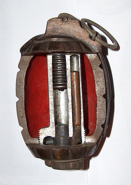 No 5 Mk 1 Grenades